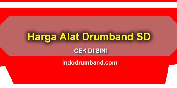harga alat drumband sd